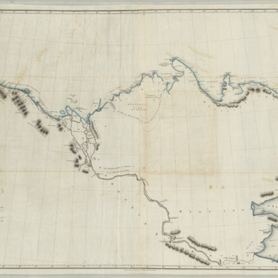 The discoveries of the expedition under the command of Captain Franklin R.N. near the mouth of the Mackenzie River: and on the sea coast east & west, A.D. 1825-26