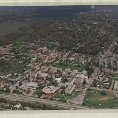 [McMaster University campus, 1989]