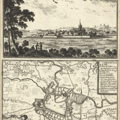 St. Venan ; Plan de St. Venan
